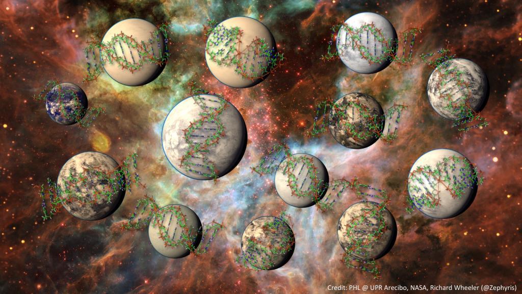 На 100 миллионах планет Галактики может существовать разумная  <mark><b>жизнь</b></mark> !