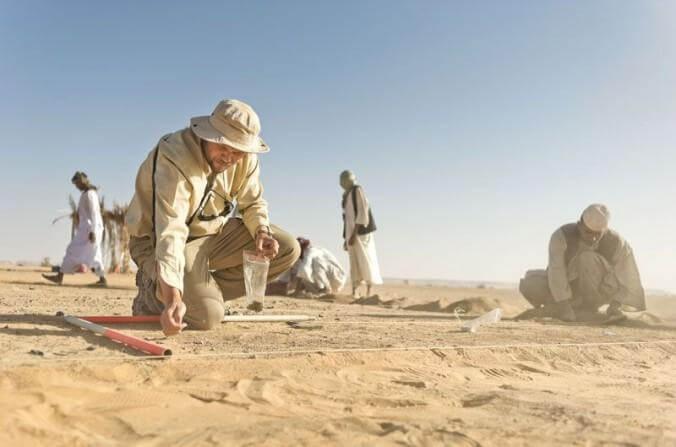 Древнее поселение вносит коррективы в историю
