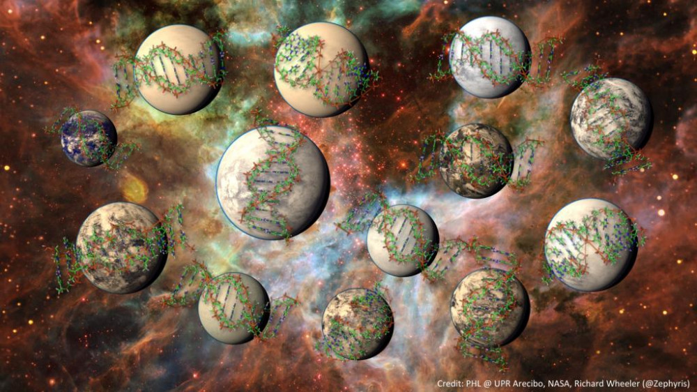 На 100 миллионах планет Галактики может существовать разумная жизнь!