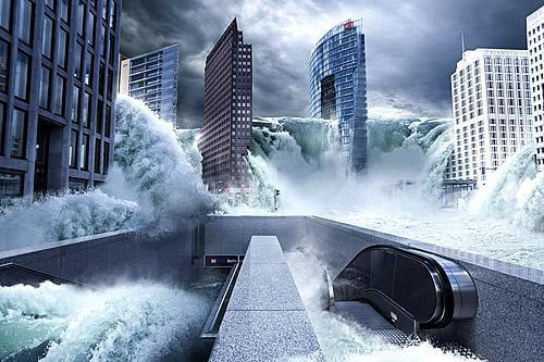 Определена дата Всемирного потопа