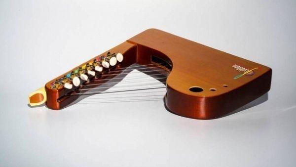 Музыкальный прогресс: создан новый инструмент