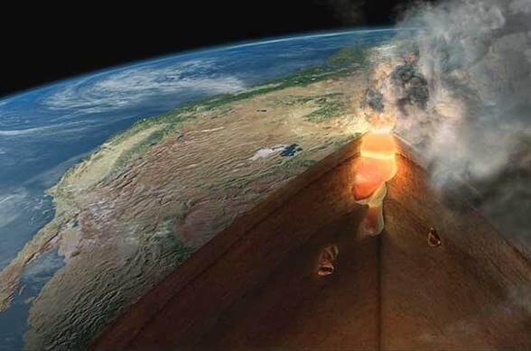 Катастрофы: Взрыв Йеллоустоуна. Доллар  будет  дешевле бумаги. Пути выхода из мирового кризиса