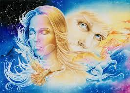 Вопль Ангела, одетого в одежды, или страданья человека с Ангелом, вместо Души