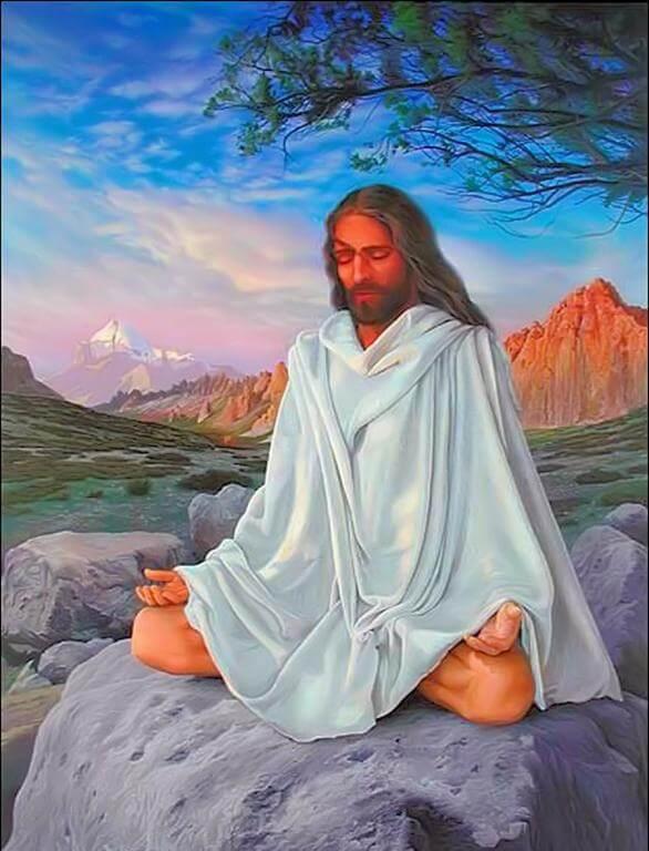 Что происходит во время медитации?