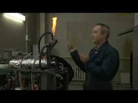 Экспериментальная установка томских ученых производит топливо из углеродсодержащих отходов