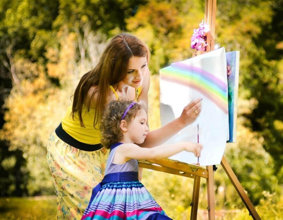 Творческая сила женского начала