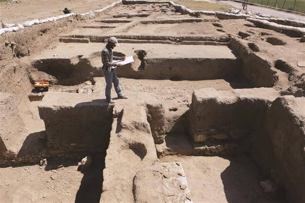 Раскопки города Ван раскрывают жизнь населения древнего многонационального государства Урарту