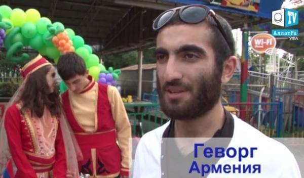 Єдність, дружба, мир - основа об'єднання землян. Шостий Фестиваль культур. Уфа
