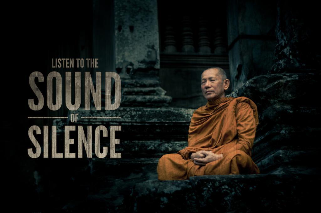Песня тишины (The sound of silence)