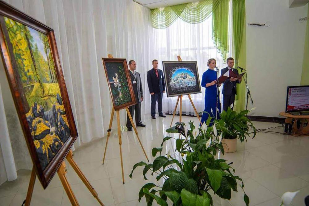 Отзывы о выставке картин Анастасии Новых. Часть 1