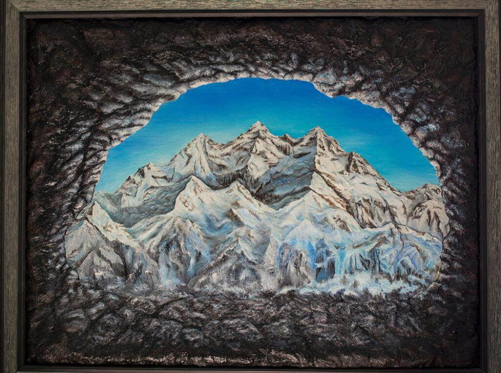 Отзывы о выставке картин Анастасии Новых. Часть 2