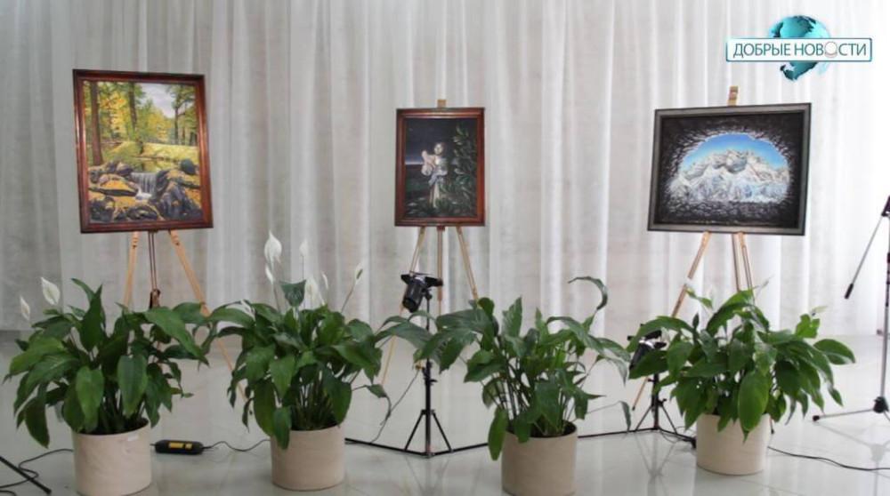 Отзывы о выставке картин Анастасии Новых. Часть 5