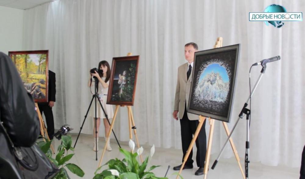 Отзывы о выставке картин Анастасии Новых. Часть 7