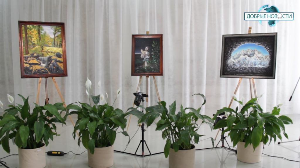 Отзывы  <mark><b>о</b></mark>  выставке картин Анастасии Новых. Часть 8