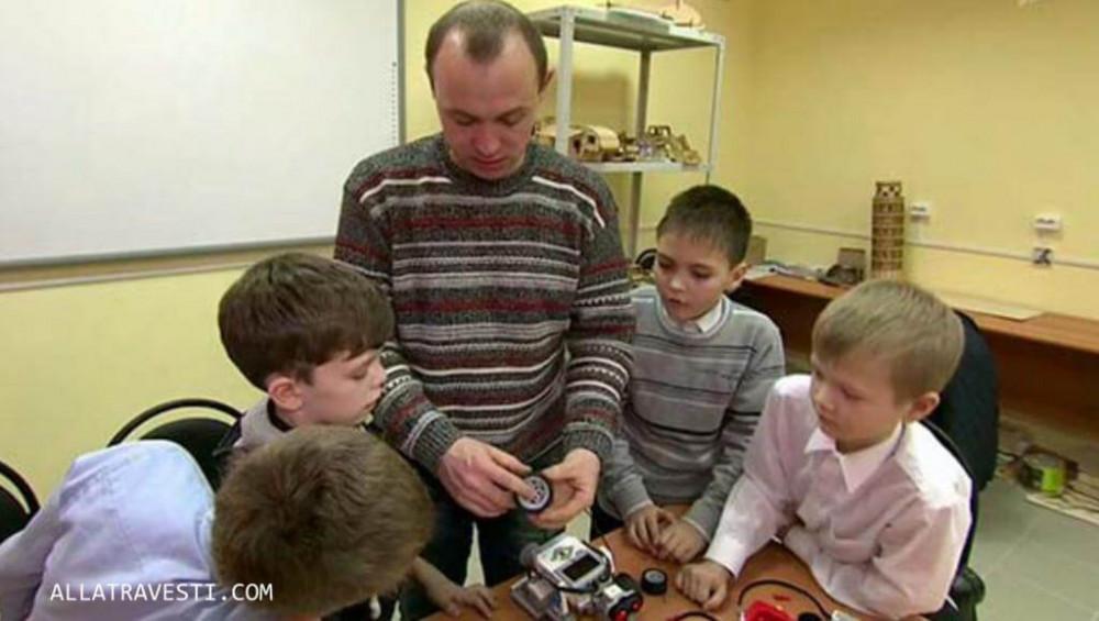 Жители города Мамадыш создали клуб отцов для мальчиков из неполных семей