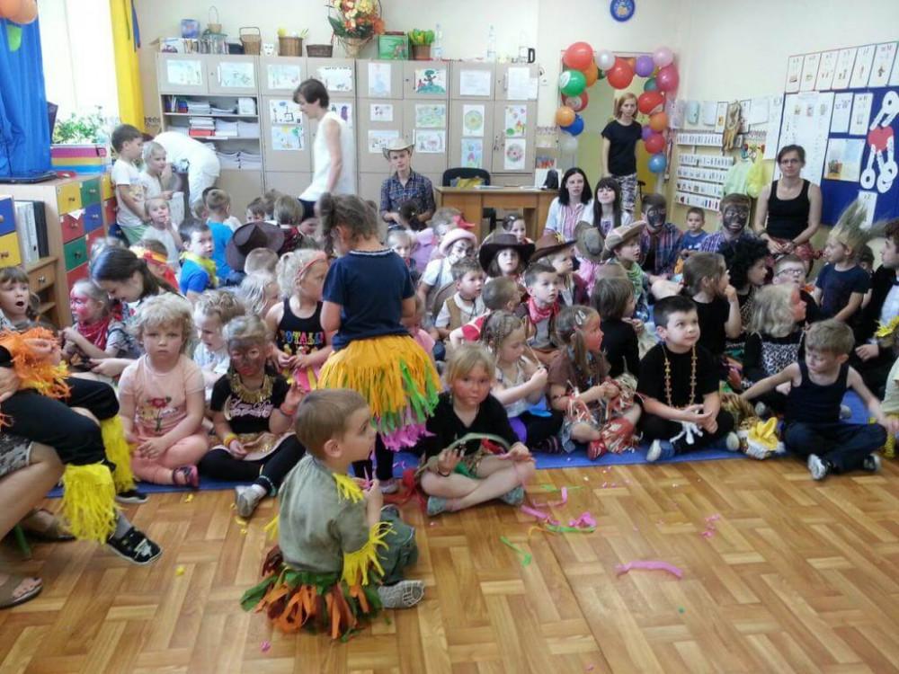 Новости из Польши: детское мероприятие, посвящённое Дружбе и Единению всех народов мира