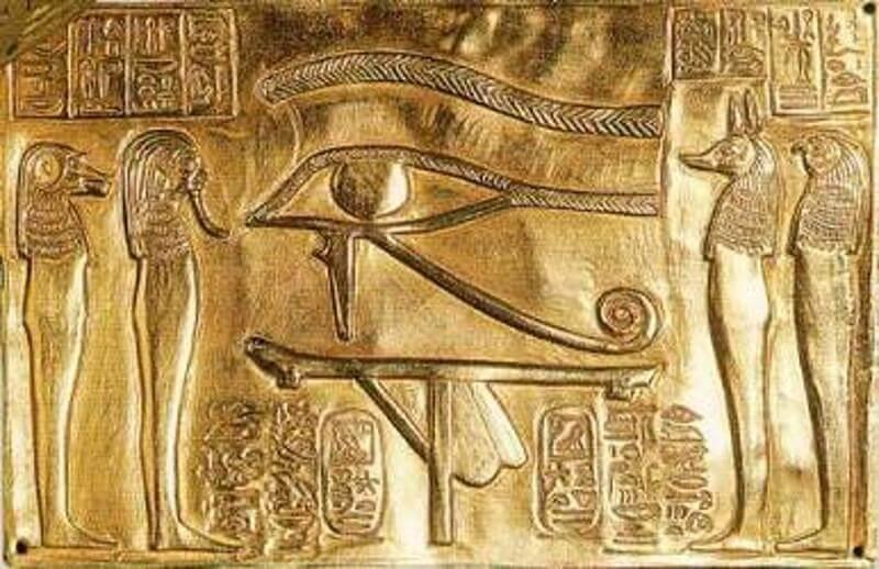 Про що знали в Стародавньому Єгипті? «Око Гора» або «Око Ра» - давньоєгипетська карта глибинного утворення в мозку людини