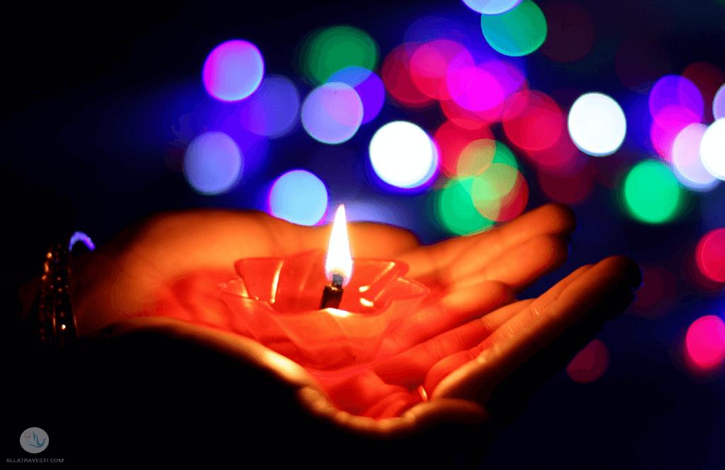 Гори Душа неугасимым пламенем...