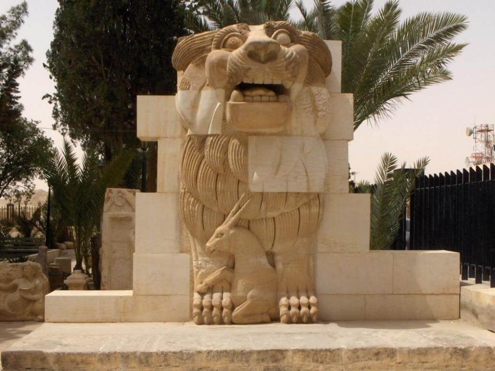 Свідки істини або чому знищують стародавні артефакти Пальміри, Сирія