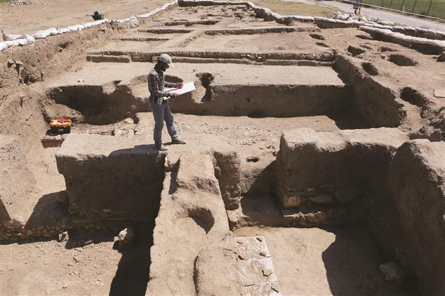 Розкопки міста Ван розкривають життя населення стародавньої багатонаціональної держави Урарту