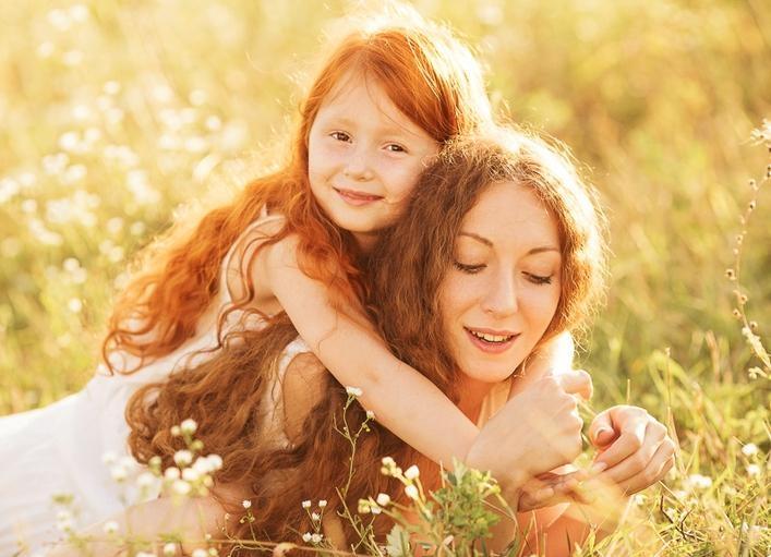 Любити маму!