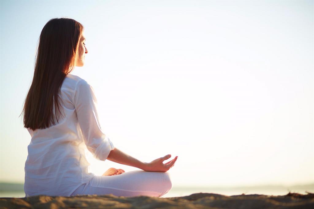Медитація для розслаблення і очищення від негативних думок