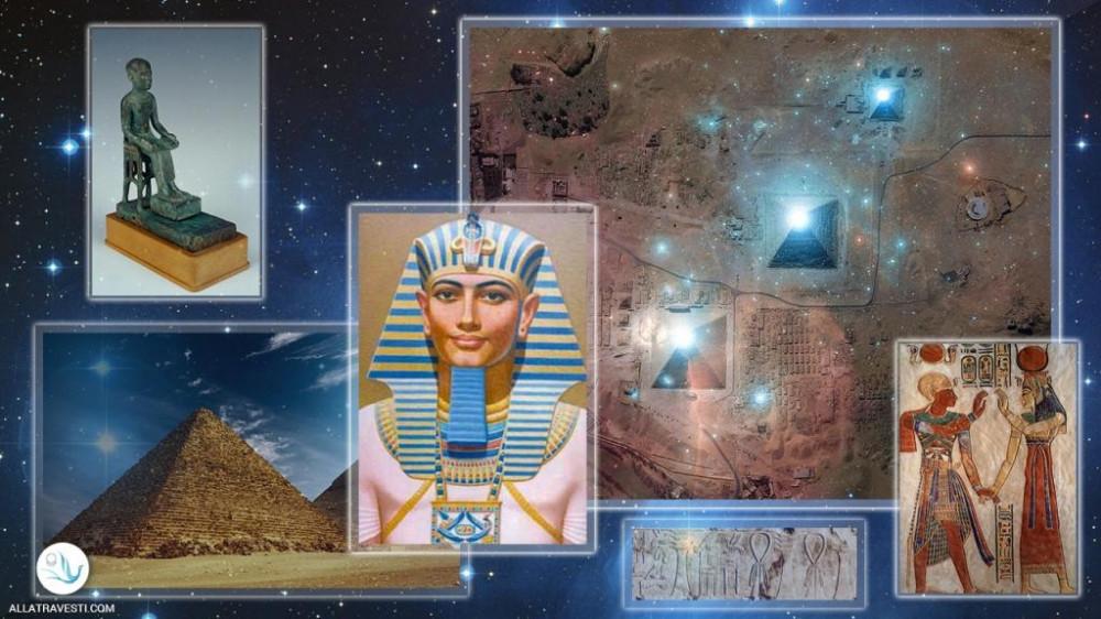 Імхотеп: Перший в світі Астроном