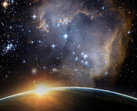 Зірки, космос, планети, астероїди, родичі. Нове дослідження вчених. Пізнавальна хвилинка