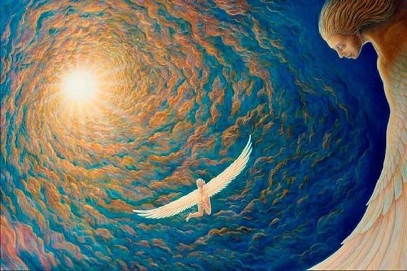 Досвід теперішнього і минулого життя. Або чому так важливо працювати над собою духовно?