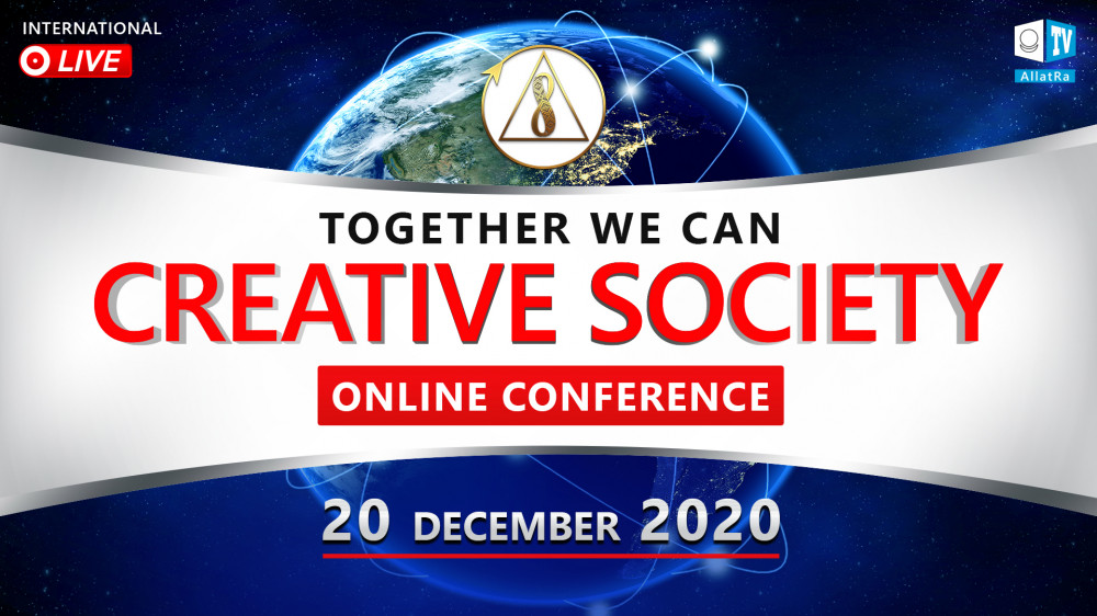 "ANNOUNCEMENT. International online Conference ""Creative Society. United we can"""