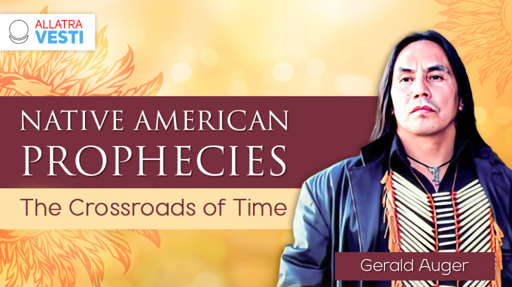 NATIVE AMERICAN PROPHECIES. The Crossroads of Time