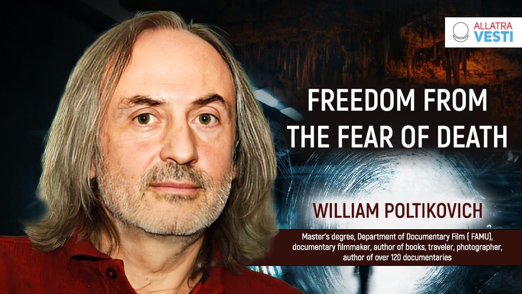 Freedom from the fear of  <mark><b>death</b></mark>