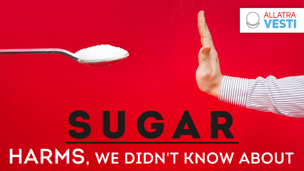 Why is sugar added to almost everything today? Sugar harms you may not have known about