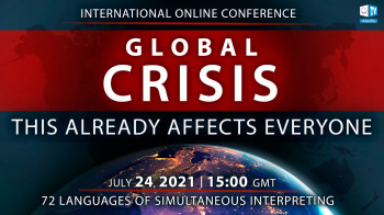 """ANNOUNCEMENT. International Online Conference """"Global crisis. This already affects everyone"""""""