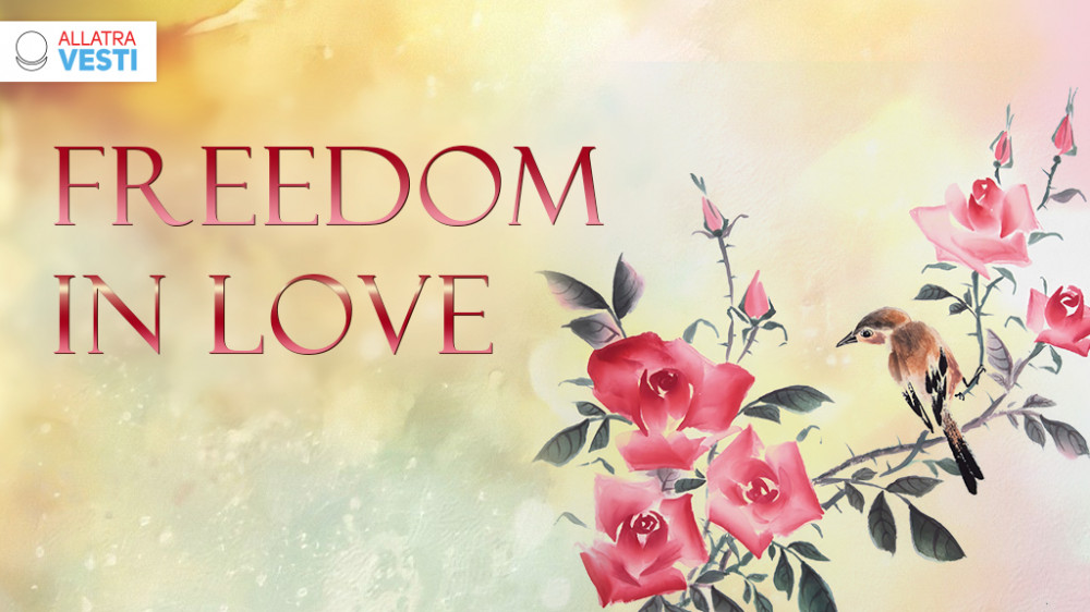 FREEDOM IN LOVE