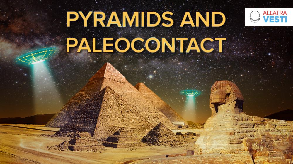 PYRAMIDS AND PALEOCONTACT