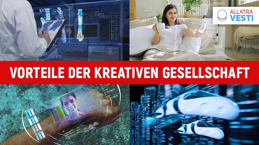 Vorteile der Kreativen Gesellschaft