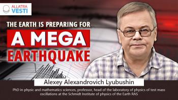 Alexey Alexandrovich Lyubushin. The Earth is preparing for a mega earthquake