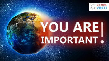 YOU ARE IMPORTANT!
